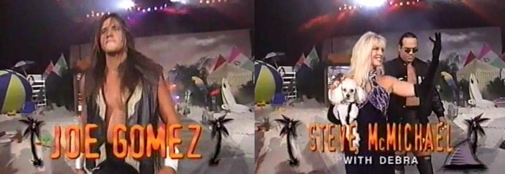 Joe Gomez vs Steve McMichael
