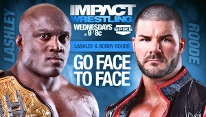 Lashley vs Roode
