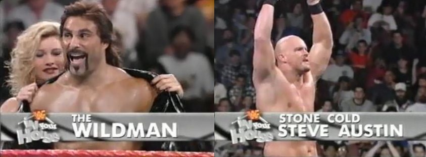 Marc Mero vs Stone Cold