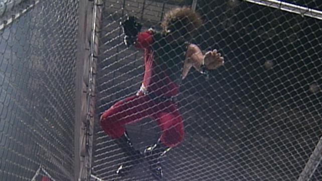 Raw 1998 Undertaker & Stone Cold vs Mankind &  Kane Hell In A Cell