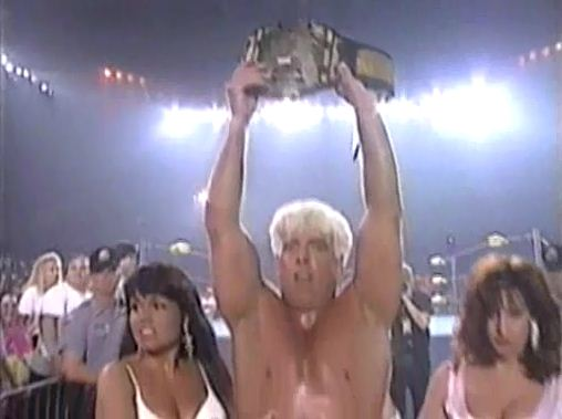 Ric Flair US Champion