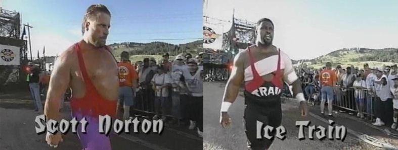 Scott Norton vs Ice Train