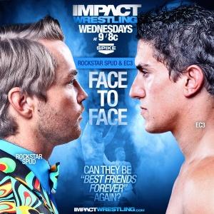 cara a cara entre Spud y EC3 en Impact