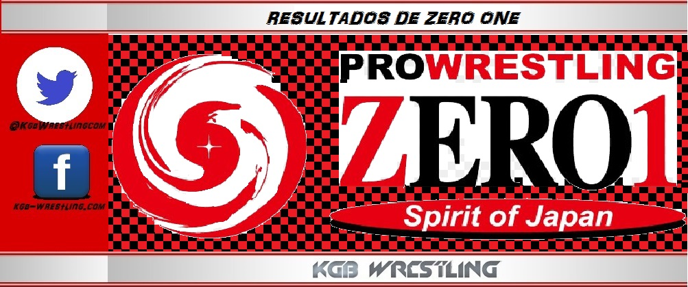 Resultados y logo de Zero One