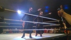 Miz y Mizdow WWE Madrid