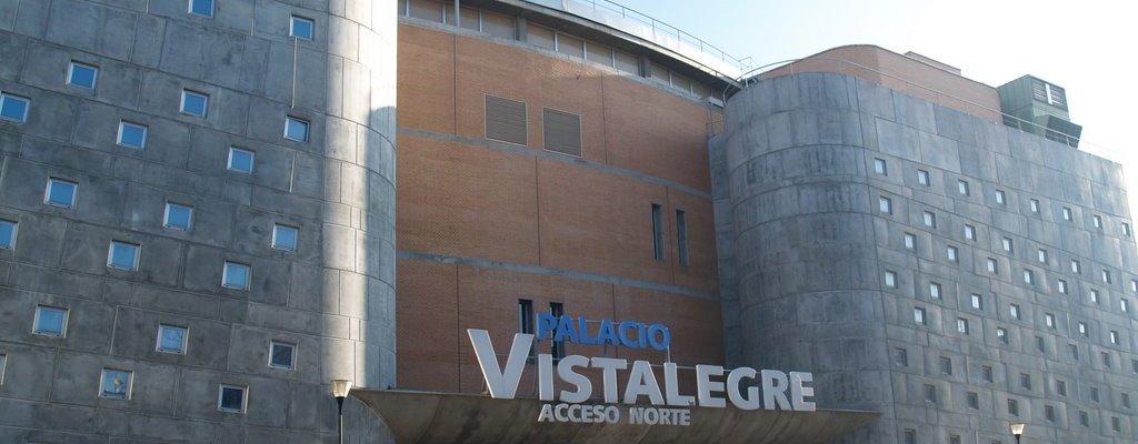 Palacio Vistalegre Madrid