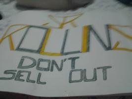 Sr. Rollins, don´t sell you