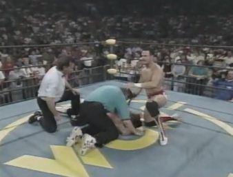 DDP Attacks Eddie Guerrero