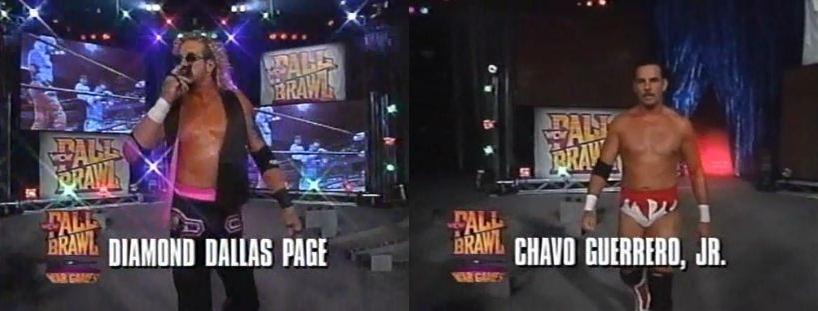 DDP vs Chavo Guerrero
