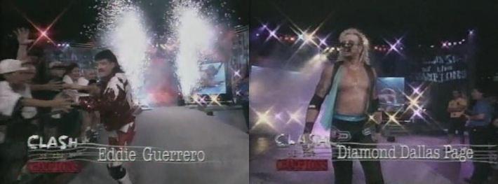 Eddie Guerrero vs Diamond Dallas Page