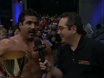 Hector Garza Interview