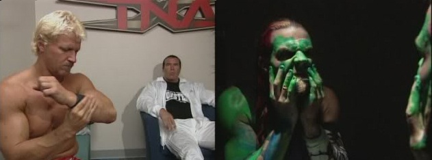 Jeff Jarret & Jeff Hardy