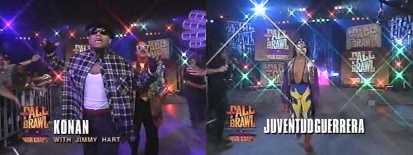 Konnan vs Juventud Guerrera