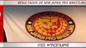 Resultados de NJPW