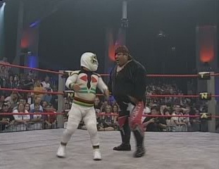 Piratita Morgan vs Mascarita Sagrada