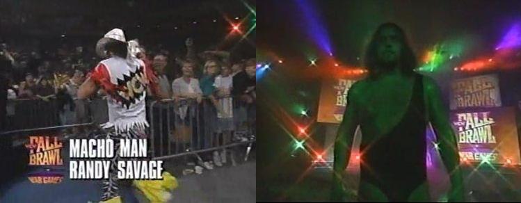 Randy Savage vs The Giant