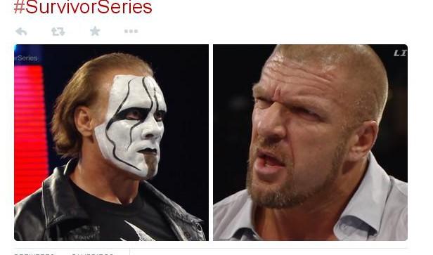 Sting vs. Triple H