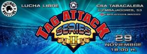 TAG ATTACK SERIES II
