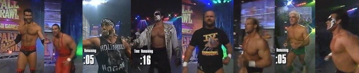 Team nWo vs Team WCW