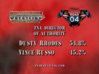 TNA Director Of Authority
