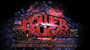 "NJPW ""ROAD TO POWER STRUGGLE"""