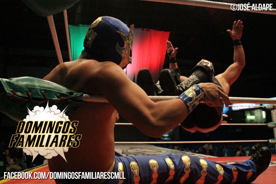 CMLL Domingos Familiares