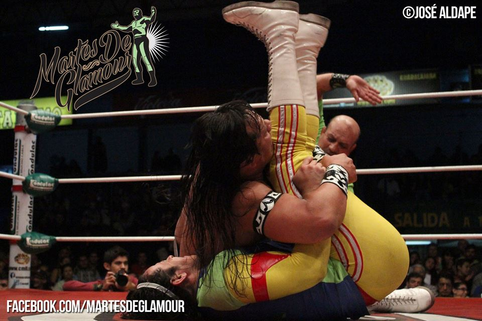 CMLL Martes de Glamour