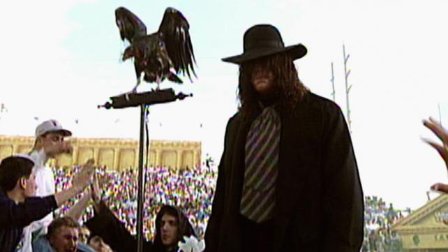 The Undertaker Wm 9