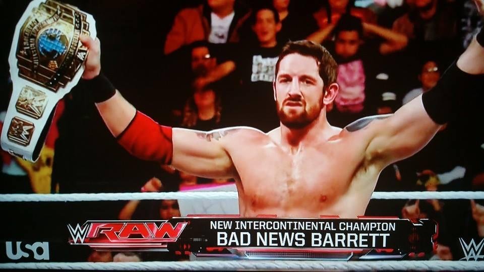 Wade Barret – KGB-Wrestling.com