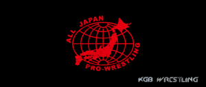 AJPW Logo KGB