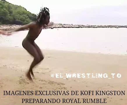 el wrestling today kofi