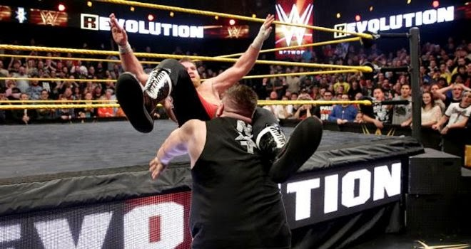 kevin owens nxt takeover r evolution