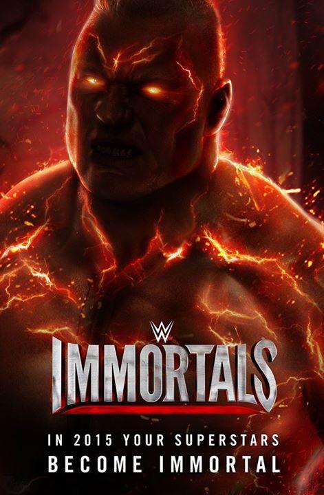 lesnar inmortals