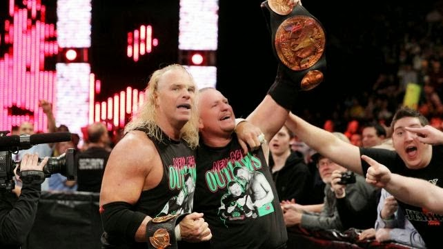 new age outlaws wwe tag team champions 2014