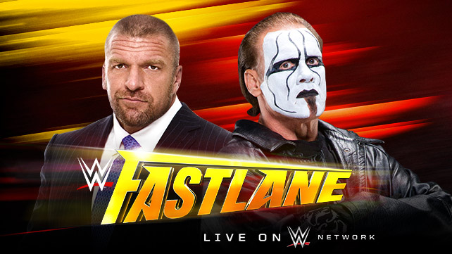 sting vs triple h