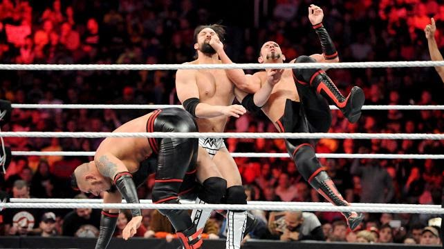 the ascension debuts raw