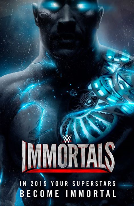 the rock inmortals