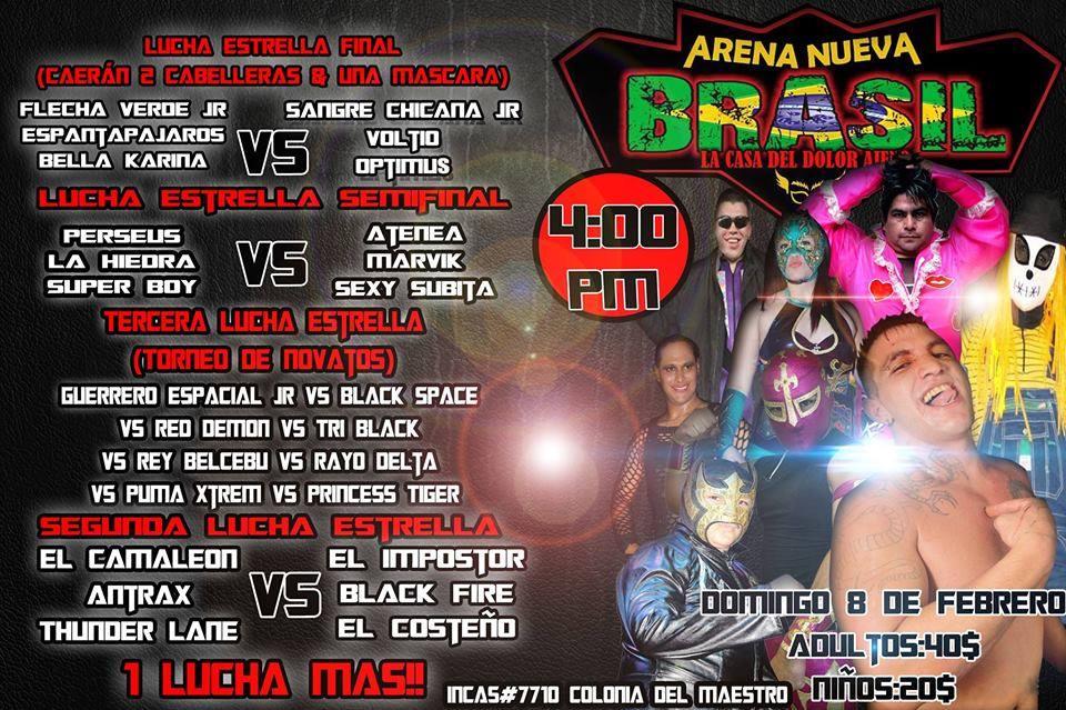 Arena Nueva Brasil